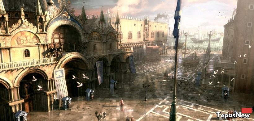 Assassin's Creed 2 и Assassin's Creed Brotherhood скриншот
