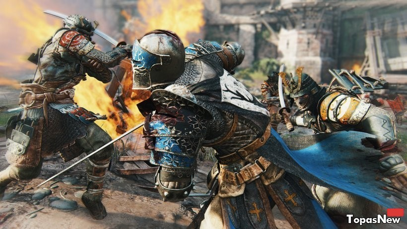 Системные требования For Honor на ПК