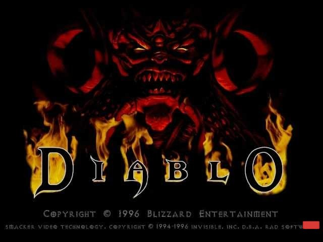 Diablo (1996) - история создания игры, создание Blizzard North