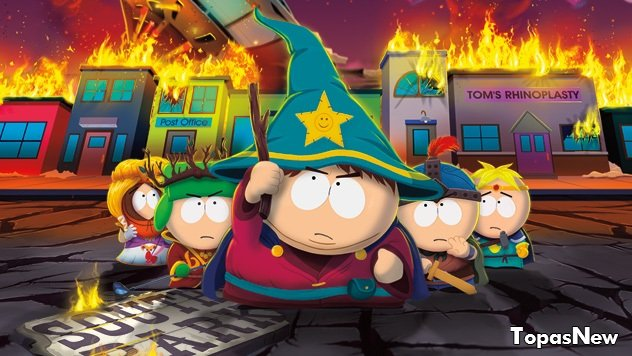 South Park: The Stick of Truth (2014) от THQ отложили