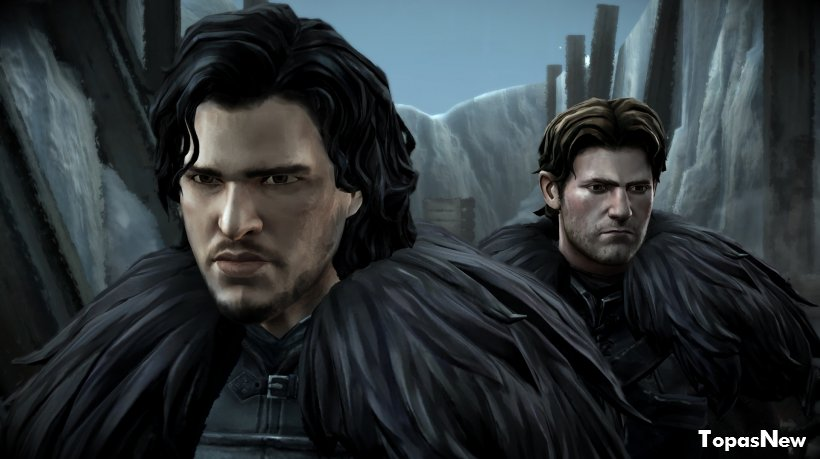Game of Thrones: The Game - трейлер игры, описание