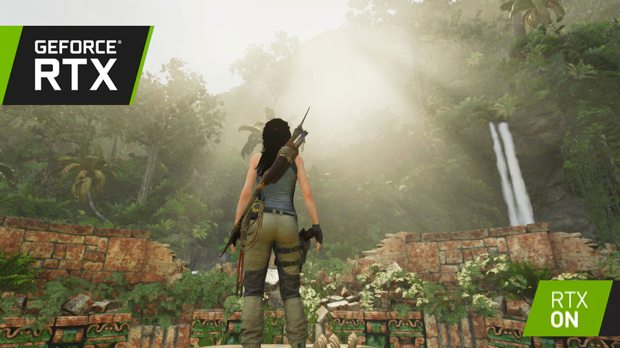 Nvidia RTX 2080 Ti не справилась с Shadow of the Tomb Raider