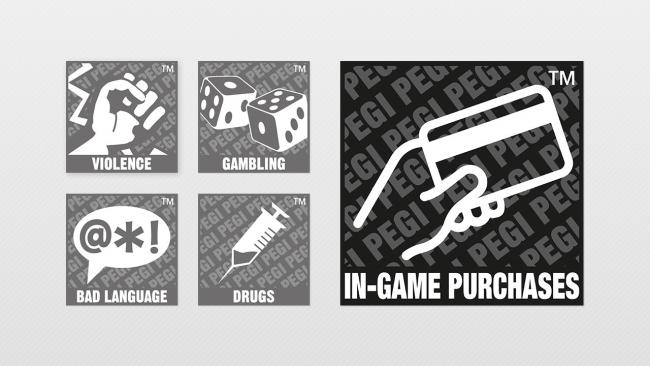 in-game purchases pegi