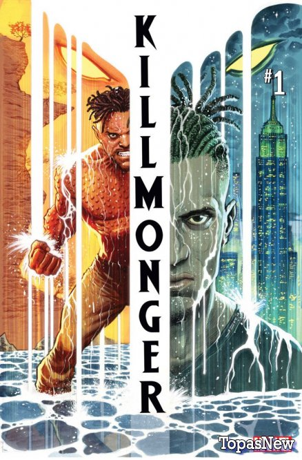 The fall of Erik Killmonger