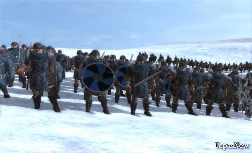 Мод для The Elder Scrolls: Total War - большое обновление 2.0