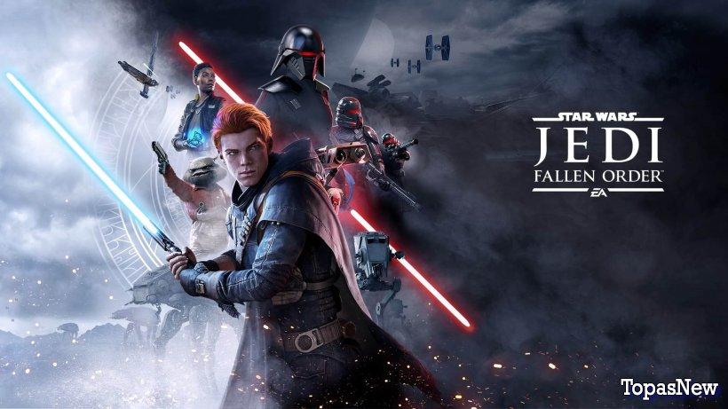 Star Wars: Jedi Fallen Order на самых низких настройках