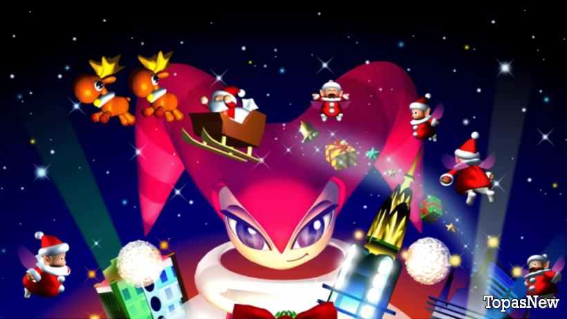 5 рождественских ретро-игр