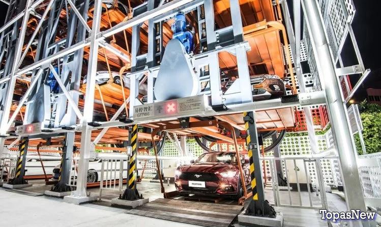 Новый вендинговый автомат по продаже авто от компании Alibaba будет запущен в Китае уже в этом году