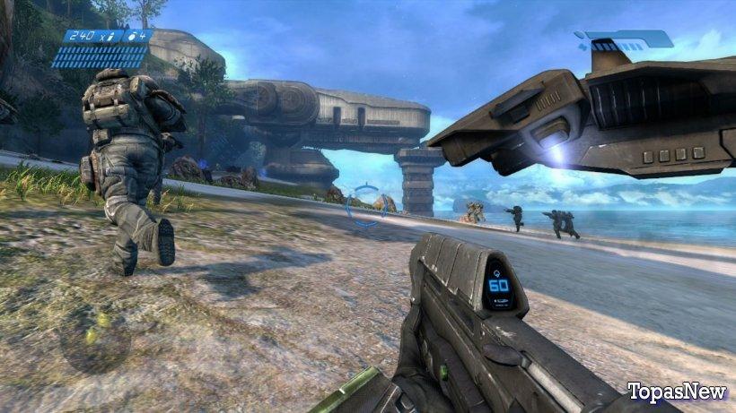 Halo: Combat Evolved Anniversary PC Test начинается в следующем месяце