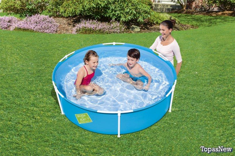 Как выбрать бассейн домой: самые важные моменты