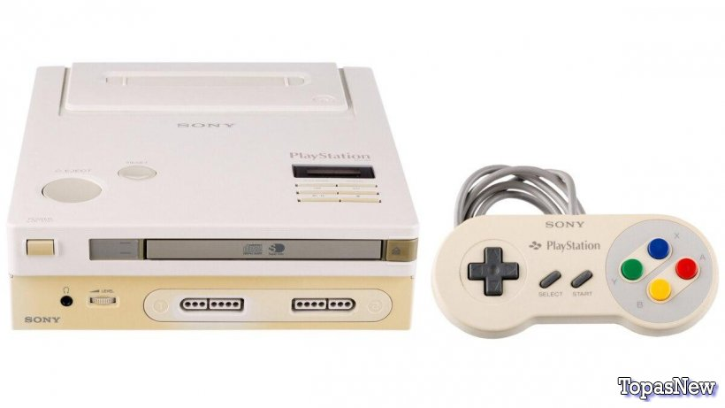 Редкая консоль от Sony и Nintendo продана за 360000$