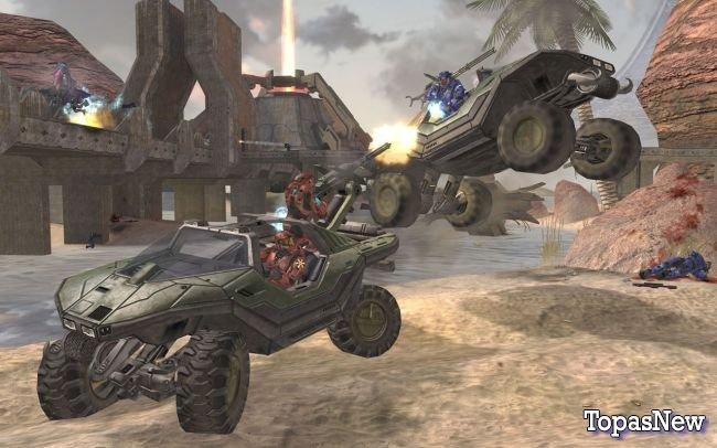 Halo 2 на ПК: тестирование в конце этого месяца