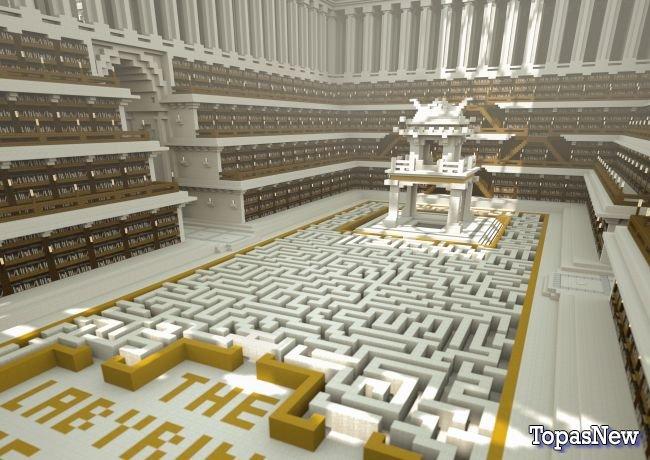Новая библиотека Minecraft: лазейка и надежное убежище для цензурированной журналистики