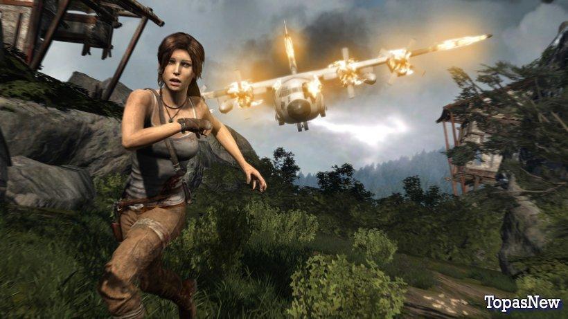 Tomb Raider бесплатен в Steam, и вы можете оставить его