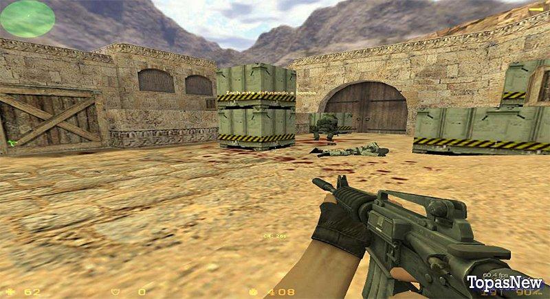 Counter-Strike - лучшая кибер-спортивная дисциплина и игра поколений