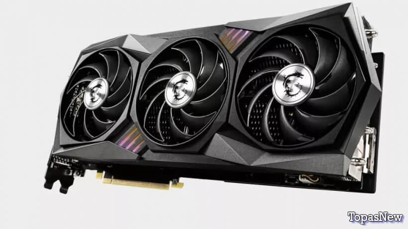 MSI GEFORCE RTX 3080 Gaming X Trio10G